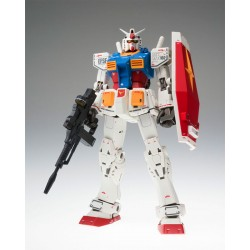 Bandai Gundam Fix Figuration Metal Composite RX-78-02 Gundam (40th Anniverary Ver.)