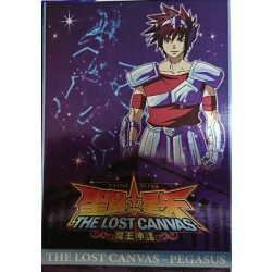 Saint Seiya Myth Cloth Pegasus Tenma New Metal Plate