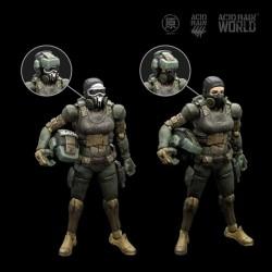 Ori Toys Acid Rain World 1/18 Eos Raider